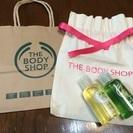 ◆新品◆ THE BODY SHOP ボディシャンプー2種類60...