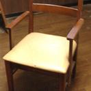 約20年前のアメリカ製木の椅子