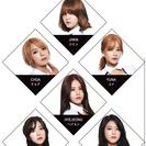 ‼️AOA→Ace of Angels‼️ 韓国の7人組ガールズユ...