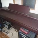 【値下げ】電子ピアノ ROLAND HP205