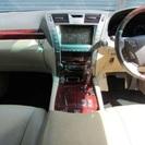 H19 トヨタ レクサス LS460 ワンオーナー!HDDナビ − 神奈川県