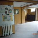 40平米の部屋 ルームレンタル ¥600/1時間 エアコン 電気...
