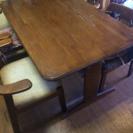 ダイニングテーブル 椅子四脚