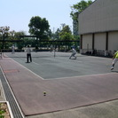 横浜市南区のテニスサークル、初中級クラスの女性メンバー・中級ク...
