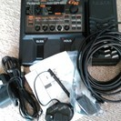 Roland GR20+GK3、ケーブル、取り付けパーツ