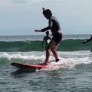 体験サーフィン
