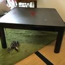 値下げしました!1人暮らしに最適なコタツテーブル