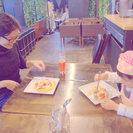 普段できないことシリーズ【カフェ店員体験イベント】ホットケーキ付き♪
