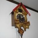 鳩時計 中古