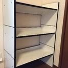 【取引成立】三段式書棚、小物置き