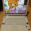 東芝 ノートパソコンです。直ぐ使えますよ。