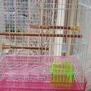 【美品】値下げしました。鳥カゴ売ります。