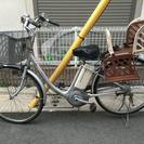 【譲渡済】YAMAHA電動アシスト自転車 PAS