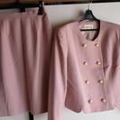 スーツ 11号 ピンク