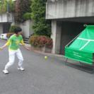 ミラクルテニス 練習器