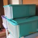 小型収納ボックス プラスティック製