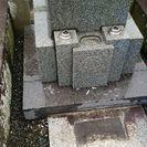 お墓を大切に🙇石材クリーニングをお安く施工!一基30000円から!