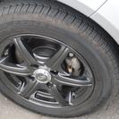 出張タイヤ交換します。北広島市