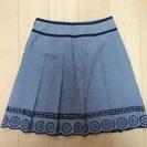 値下げ!大きいサイズ 薄手スカート