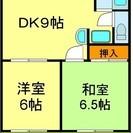 東海市、4.7万円の2DKアパート - 賃貸(マンション/一戸建て)