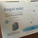 【お取引終了】定価8500円新品未使用モテ肌イオンスチーマー