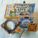 スペイン&ポルトガル陶芸(装飾タイル)の絵付け教室。<絵付けタイル工房AZUL>では2018年度より新たに受講者を募集!1日体験教室も随時開催。           − 東京都