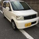 89000㌔ ‼️三菱 ekワゴン‼️車検令和4年10月まで‼️