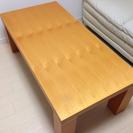 【ニトリ】木製テーブル