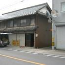 揖斐川町店舗兼住宅 風呂はなし、 現状で、いろいろ手直し必要、格安
