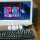 液晶薄型一体式PC FMVDESKPOWER F/A50 3500円
