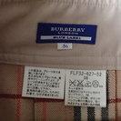 バーバリー☆定番!プリーツスカート - 服/ファッション