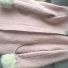WILLSELECTION ピンク コート