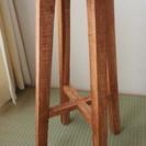 バリ家具【Bali家具】アンティーク調の木製スツール・木製チェア