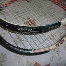 テニスラケット 2本 (他グリップテープなど)