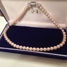 【新品】真珠ネックレス