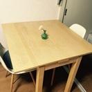 IKEAエクステンションテーブル