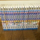 浦安鉄筋家族19冊セットお譲りします。