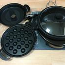 TIGERグリル鍋 2014年製