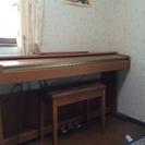 【交渉中】YAMAHA電子ピアノ【中古品】