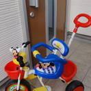 交渉中★数回使用★ミッキーマウス 三輪車★Ides