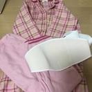 マタニティパジャマと腹帯