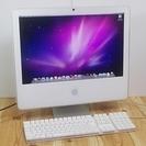 【HDD640GB】iMac 20インチ Core2Duo/2GB...