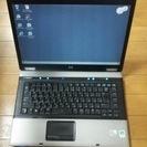 HPのノートパソコンです