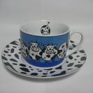 コーニッツのコーヒーカップ(モーさん柄)❆ティーカップ ❆カップ...
