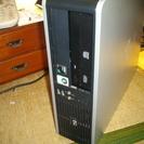 4月10日売却済み HP製 パソコンセット dc5850