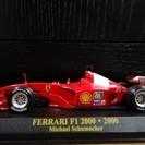 F1-2000 フェラーリ(M.シューマッハ)