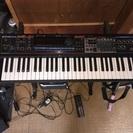 Roland JUNO-Gi 61鍵盤シンセサイザー + ソフトケ...