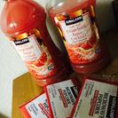コストコ グレープフルーツジュース