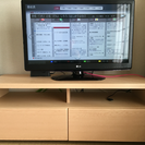 成約済み32型テレビ