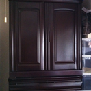定価110万 紫檀の和洋ダンス 府中家具